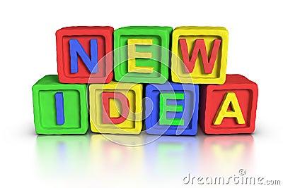 Play Blocks : NEW IDEA