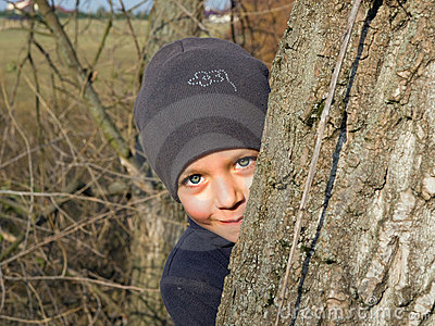 Play hide-and-seek