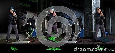 Play... Imagine... Feel