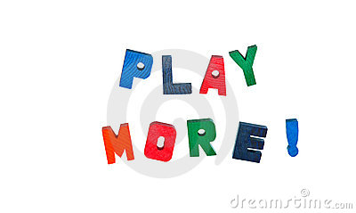 Play More in Life