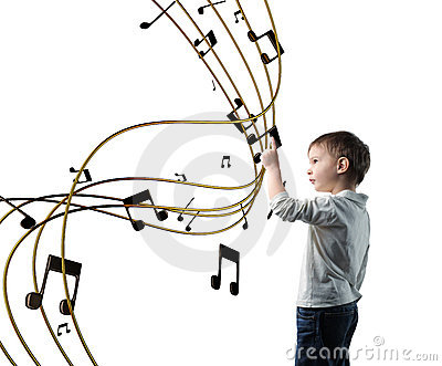 Play with music
