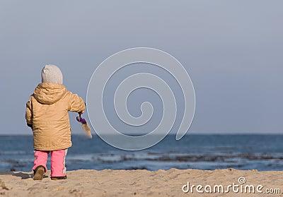 Play with sand - Beach Series