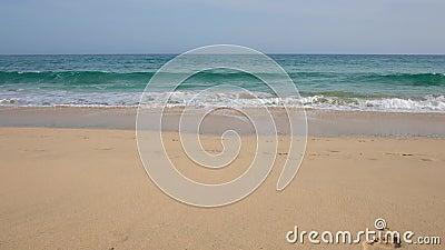 Playa de Jandia, Fürteventura, Kanarische Inseln, Spanien stock video