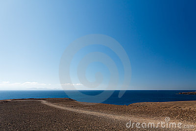 Playa Papagayo Beach,Playa Blanca,Lanzarote,Spain