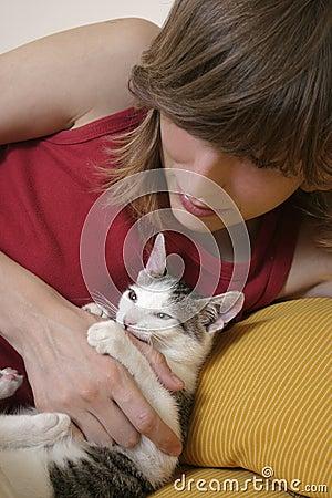 Playful kitten 4