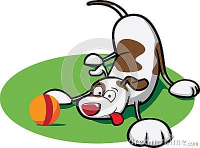 Playfull Puppy