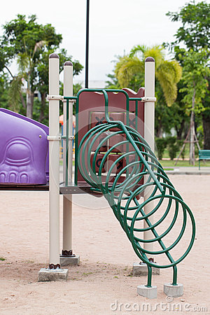 Playground Stock Photo - Image: 25328150