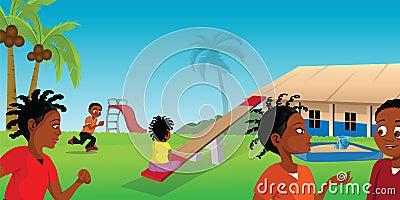 Playground Africa