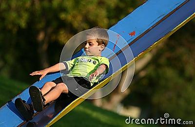 Playground boy 10