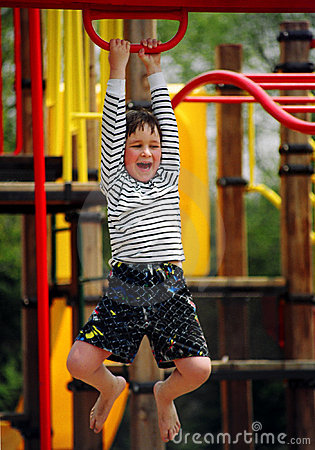 Free Playground Boy Royalty Free Stock Photo - 112995
