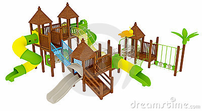 Playground illustration