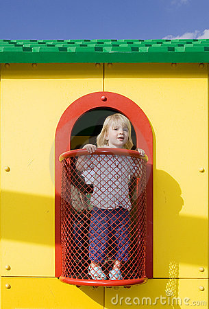 Playground play house