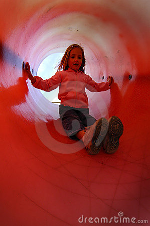 Free Playground Slide Royalty Free Stock Images - 2343159