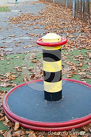 Playground spin