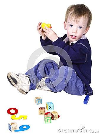 Free Playing Stock Image - 134551