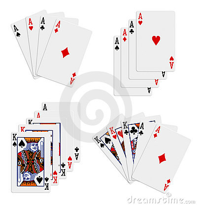 Free Playing Cards Stock Photography - 4393112