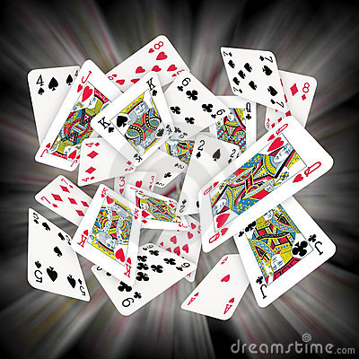Free Playing Cards Royalty Free Stock Images - 5717969