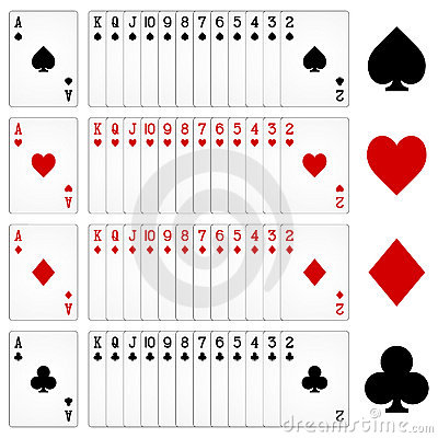 Free Playing Cards Stock Photo - 6277460