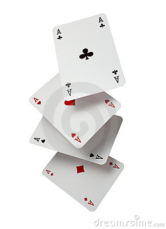 Free Playing Cards Poker Gamble Game Leisure Royalty Free Stock Photos - 12497688
