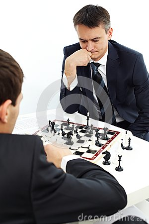 Playing chess