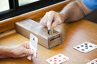 how to become a better cribbage player