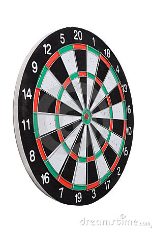 Free Playing Darts Stock Images - 13126164