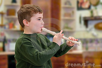 Playing an Instrument