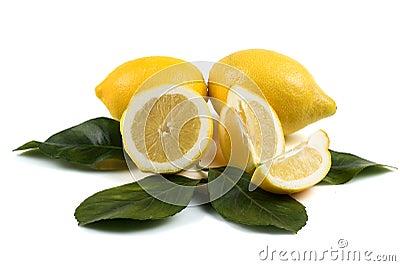 Playing with lemons