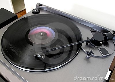 Playing a Record