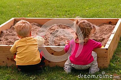 Playing In Sandbox