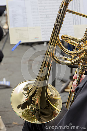 Playing the Slide Trombone