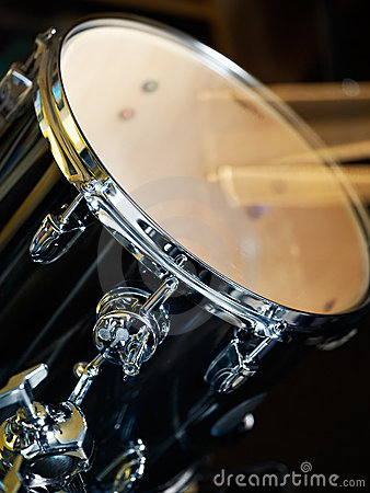 Free Playing The Drums Royalty Free Stock Photo - 2234105