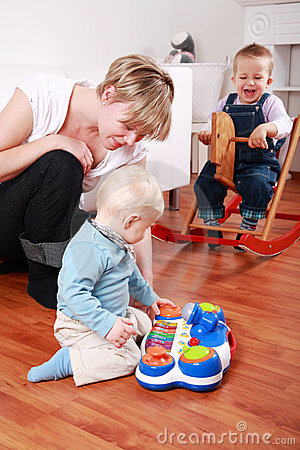 Free Playtime Royalty Free Stock Image - 13974676