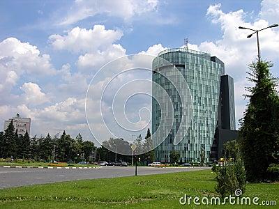 Plaza Charles De Gaulles - Bucharest, Romania