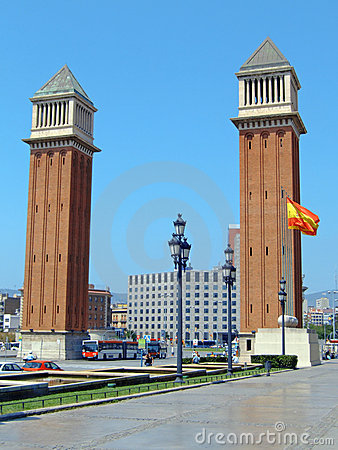 Plaza d espana