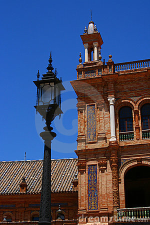 Plaza de España (Spain Plaza), Seville, Spain