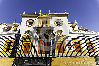Plaza de toro Editorial Photography