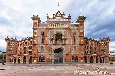 Plaza de Toros de Las Ventas, Madrid