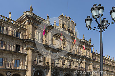 Plaza Major - Salamanca - Spain