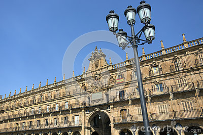 Plaza Major - Salamanca - Spain
