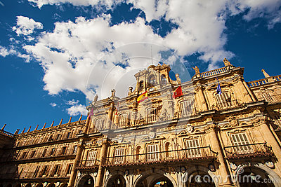 Plaza Mayor of Salamanca