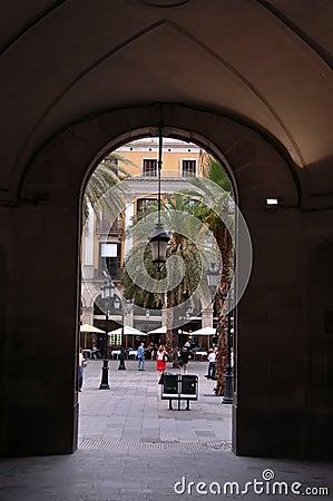 Plaza Reial 2