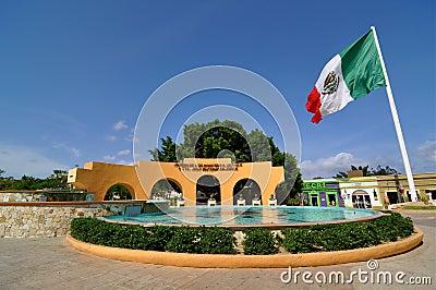 Plaza San Jose Del Cabo Mexico Editorial Stock Photo