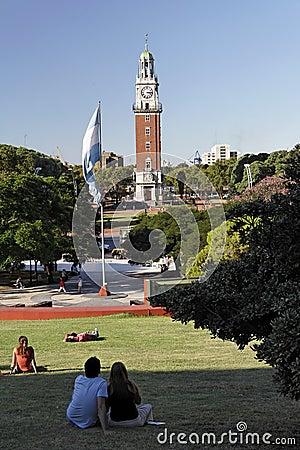 Plaza San Martin Buenos Aires