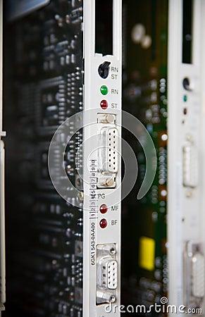 Free PLC Stock Photo - 9901150