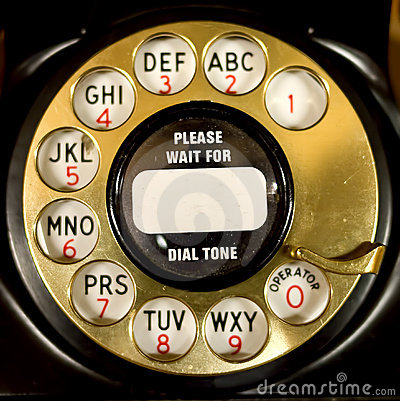 Please Wait for Dial Tone