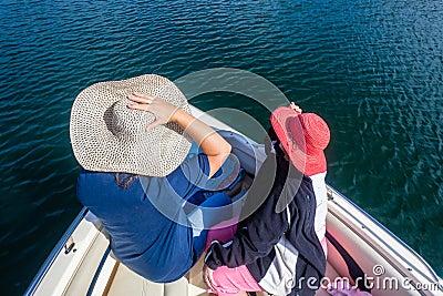 Pleasure Boat Hats Ladies Waters