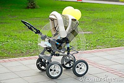 Pleasure stroller