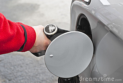 Plein réservoir d essence