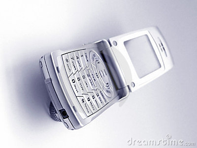 Plein téléphone portable